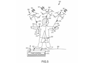 Disney's drone patent could bring