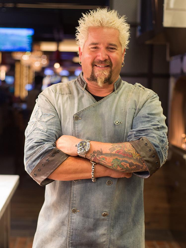 Guy Fieris Diners Drive Ins And Dives To Highlight Charlotte