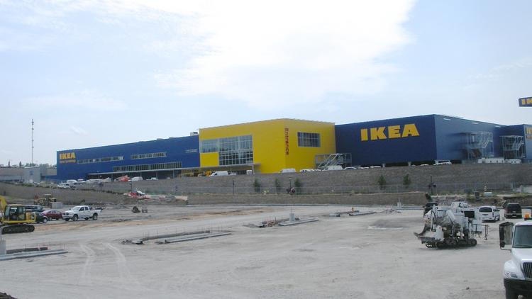 Ikea Builds Up To Grand Opening With Pop Up Events Kansas City