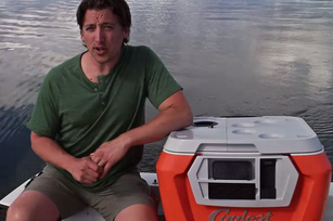 Margaritas chased with deadlines as Coolest Cooler founder makes Kickstarter history