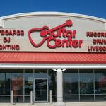 Guitar Center signs <strong>deal</strong> to open third Triangle store