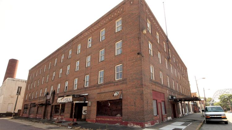 The McKeesport Preservation Society plans to partner with a Chicago-based company to redevelop the historic Penn-McKee Hotel.