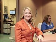 Sarah Maurice, COO with Campbell Clinic