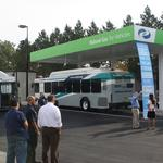 KCATA debuts new fast-fill CNG fueling station