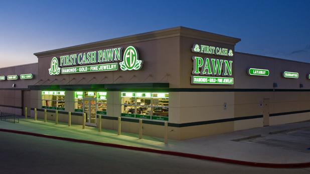 First Cash acquired 56 pawn shops in the U.S. and Mexico in a $28.5 million deal.
