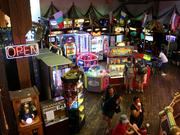 The Seattle Waterfront Arcade in Miners Landing Pier 57 building will be closing on Sept. 22.