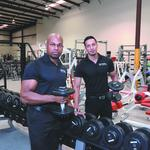 Two pals take used fitness equipment biz global