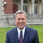 President <strong>James</strong> <strong>McCarthy</strong> is abruptly departing from Suffolk University