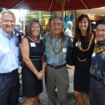 Enterprise Honolulu honors former First Insurance CEO Allen Uyeda with 'visionary' award