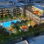 Developer breaks ground on $120 million, 394-unit project near Facebook HQ