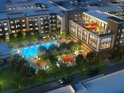 St. Anton Partners is building apartments near Facebook's HQ.