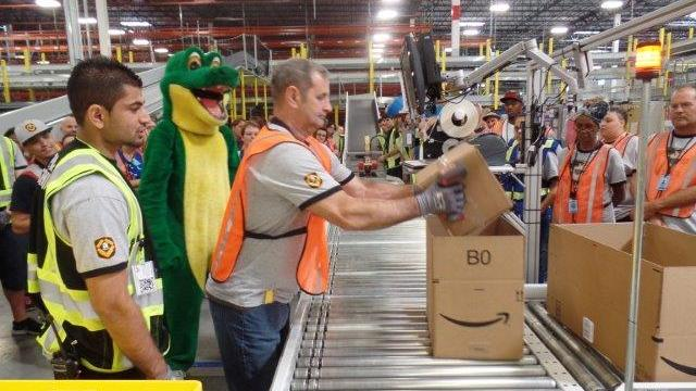 amazon fulfillment associate