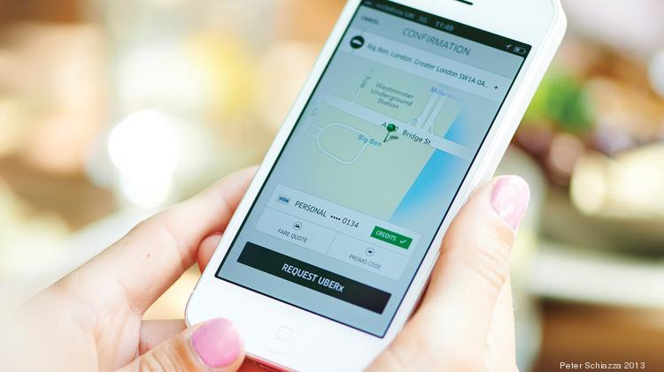 Ridesharing app Uber will now operate in Gainesville.