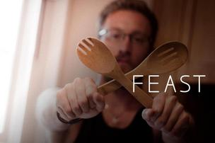 Feast cofounder David Spinks