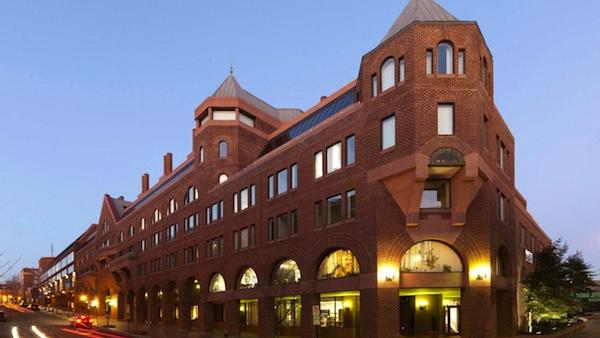 Palantir to relocate from Tysons Corner to Georgetown