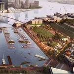 Legislation aims to bring cafes to Rash Field, West Shore Park along Inner Harbor
