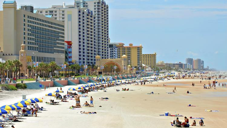 Deltona-Daytona Beach-Ormond Beach (Pictured: Daytona Beach) No. 524 Affluence score: (-20.387) Households with annual incomes of $150k or more: 4.61% Median house value: $158,900 Population in 2012: 495,581