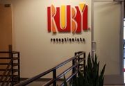 Portland-based Ruby Receptionists expects to hire 174 people for its new Beaverton office by the end of 2015.