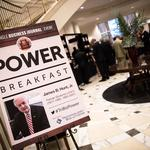 Breakfast with former Gov. <strong>Jim</strong> <strong>Hunt</strong>, and why N.C. must invest in education (PHOTOS)