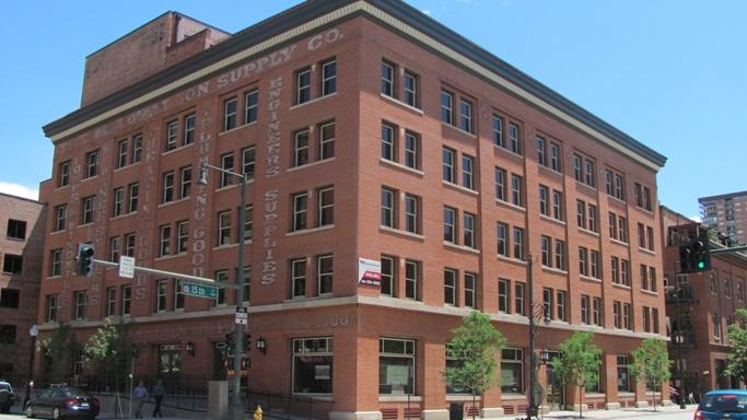 The Saddlery Building, at 1500 Wynkoop, is the new home of the U.S. operations of JobAdder.com, formerly located in San Francisco.