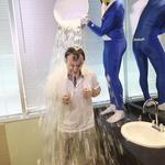 Nextiva CEO joins ice bucket challenge in unique way