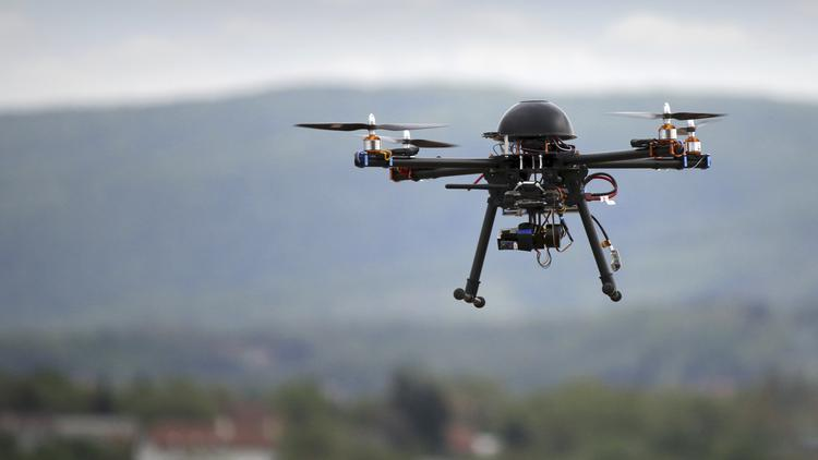 Ups Tests Drone Delivery With Medical Supplies In Rwanda