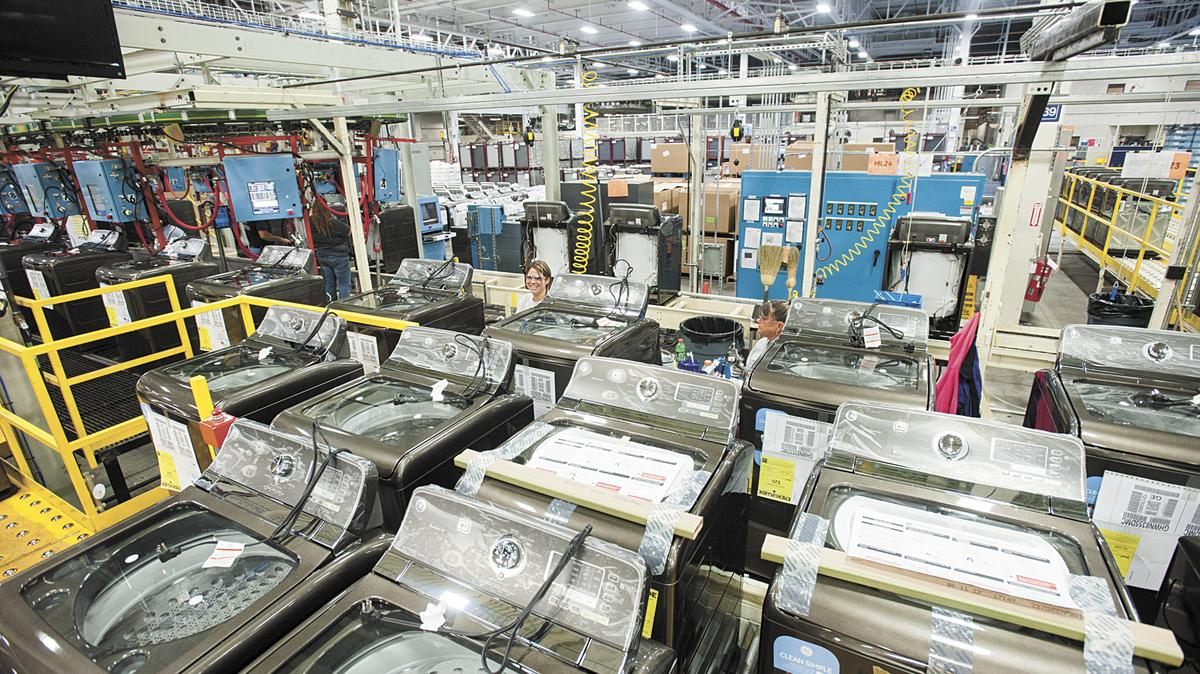 Ge Gets Tax Incentives From Kentucky Louisville Business