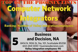 The Top 5 machine meshwork integrators in Phoenix