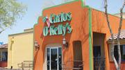 """Carlos O'Kelly's restaurants, owned by Wichita's Sasnak Management Corp., are remodeling with the help of contractor Zernco Inc. Here's the old concept. Sasnak President Jon Rolph says the restaurants need to freshen their look to better compete with new-built """"fast casual"""" restaurants like Chipotle."""