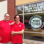 Tom+Chee: From under a tent in Ohio to five planned locations in Tampa Bay