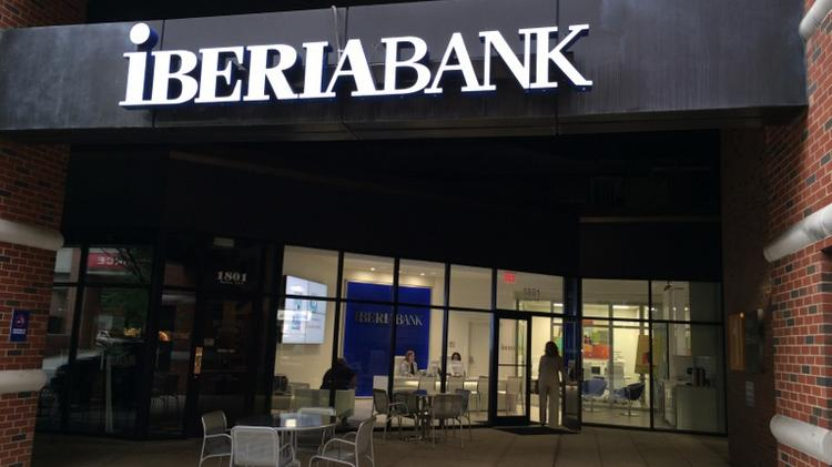 IberiaBank has opened a future-branch concept location in Birmingham.