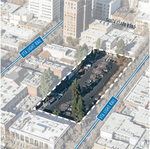 New interest sparks for downtown San Jose's Fountain Alley parking lot