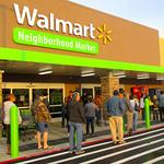 Here's when east Charlotte's Wal-Mart Neighborhood Market will open