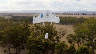 Google joins aerial drone dogfight with Amazon, unveiling 'Project Wing'