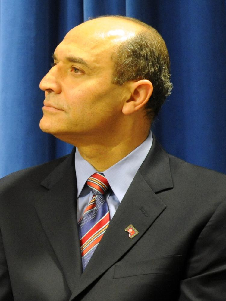 Victor Hoskins, Prince George's County's deputy chief administrative officer for economic development and public infrastructure, seen here when he served as D.C.'s deputy mayor for planning and economic development.