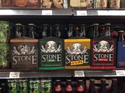 Stone Brewing is the country's 10th-largest craft brewer.