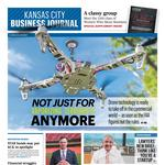 First in Print: The growing buzz for commercial drone use