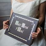 Cary entrepreneur binds high-end wedding books for brides