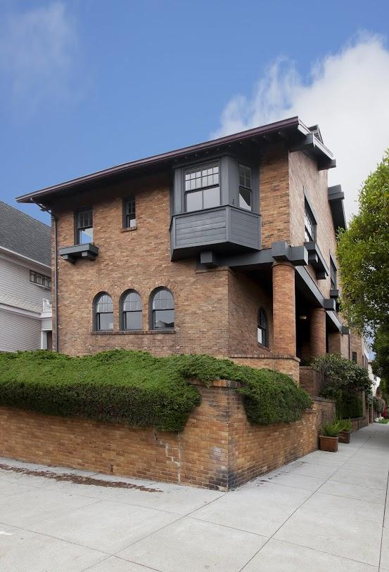 Presidio Heights Grand Arts and Crafts Home!