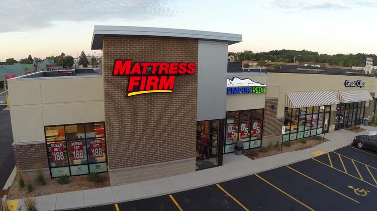 Mattress Firm to anchor new industrial center near Orlando