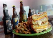 Melt Bar & Grilled is bringing its grilled cheese-based sandwiches and craft beers to Columbus with a restaurant/tavern at the Hub in the Short North.