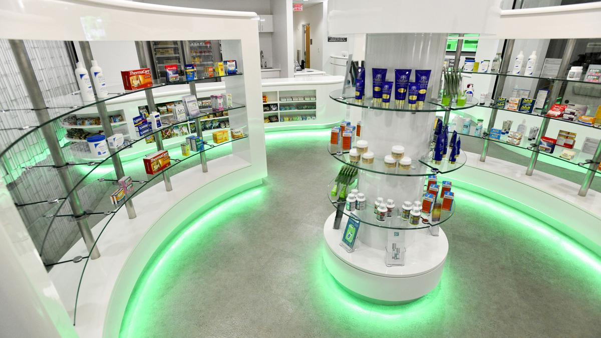 See Usf Health S New Pharmacy Of The Future Tampa Bay