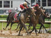 Kentucky Derby winner Orb made his move during the Derby.