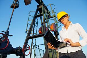 Women in oil and gas industries