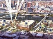 This was the original vision for Newport on the Levee.