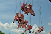 """""""When pigs fly..."""""""
