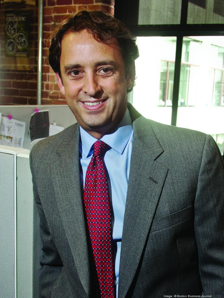 Arthur Tzianabos, chief scientific officer at OvaScience in Cambridge.