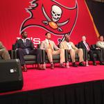 Rite of summer: Optimism about Bucs runs high at Chamber event