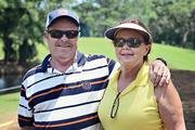 John and Sissy Mcleroy at The Players Championship Thursday, May 9.