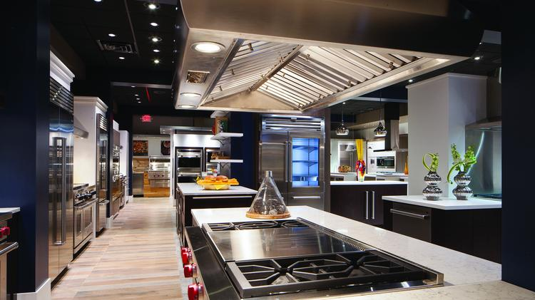 All Inc Unveils New St Paull Showroom For Kitchen And Bath Appliances And Cabinetry